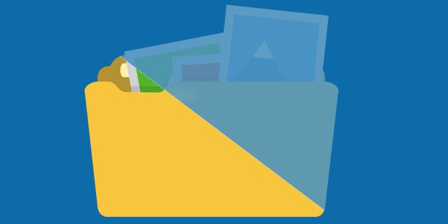 Как скрыть файл или папку в Windows
