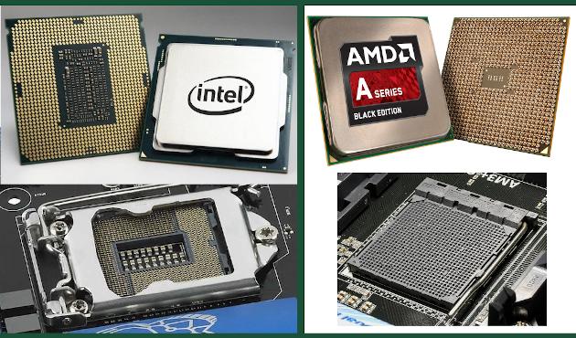 Разница сокетов и процессоров