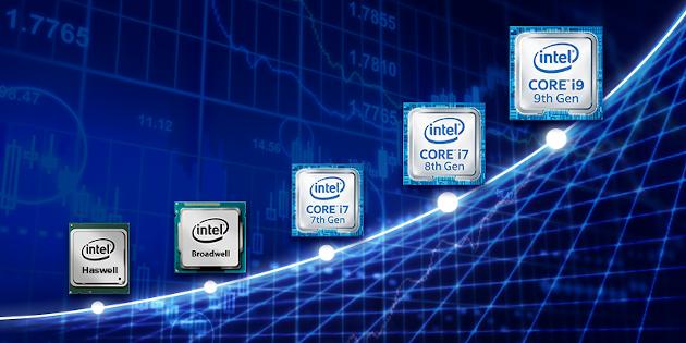 Поколения процессоров Intel