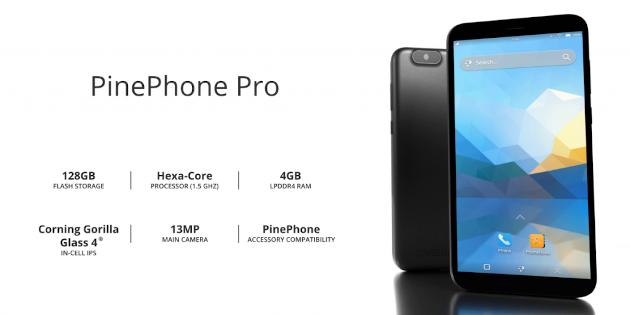 Анонсирован PinePhone Pro